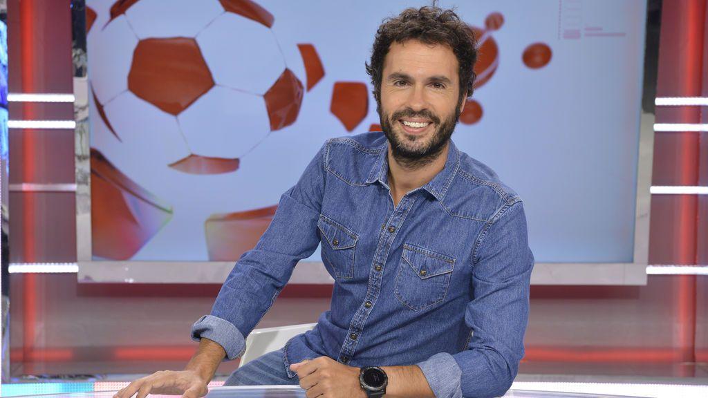 'El Desmarque' da su salto transversal a la televisión con un programa de análisis de la actualidad deportiva conducido por Luis García en Cuatro