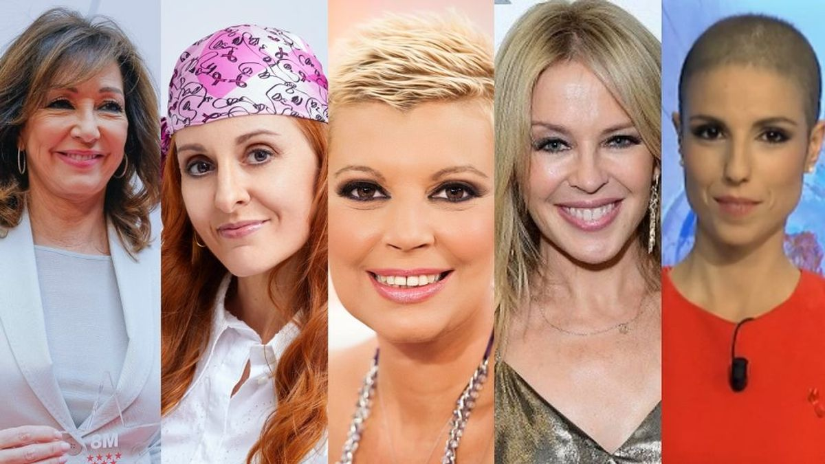 Día Internacional del Cáncer de Mama: Todas estas famosas han luchado (o luchan) contra él