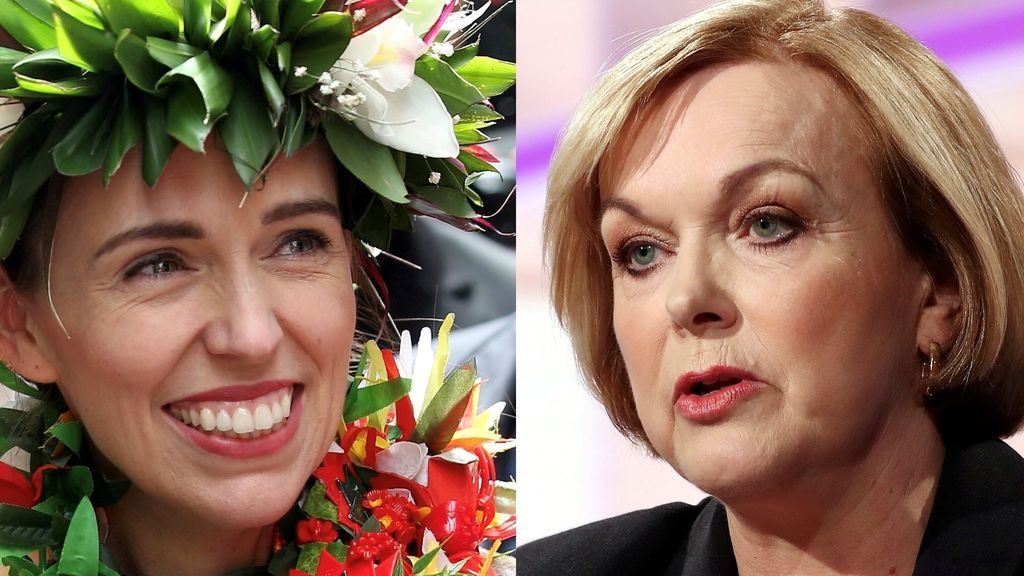 Dos mujeres luchan por el poder en las elecciones de Nueva Zelanda: la carismática Ardern y la 'trituradora' Collins