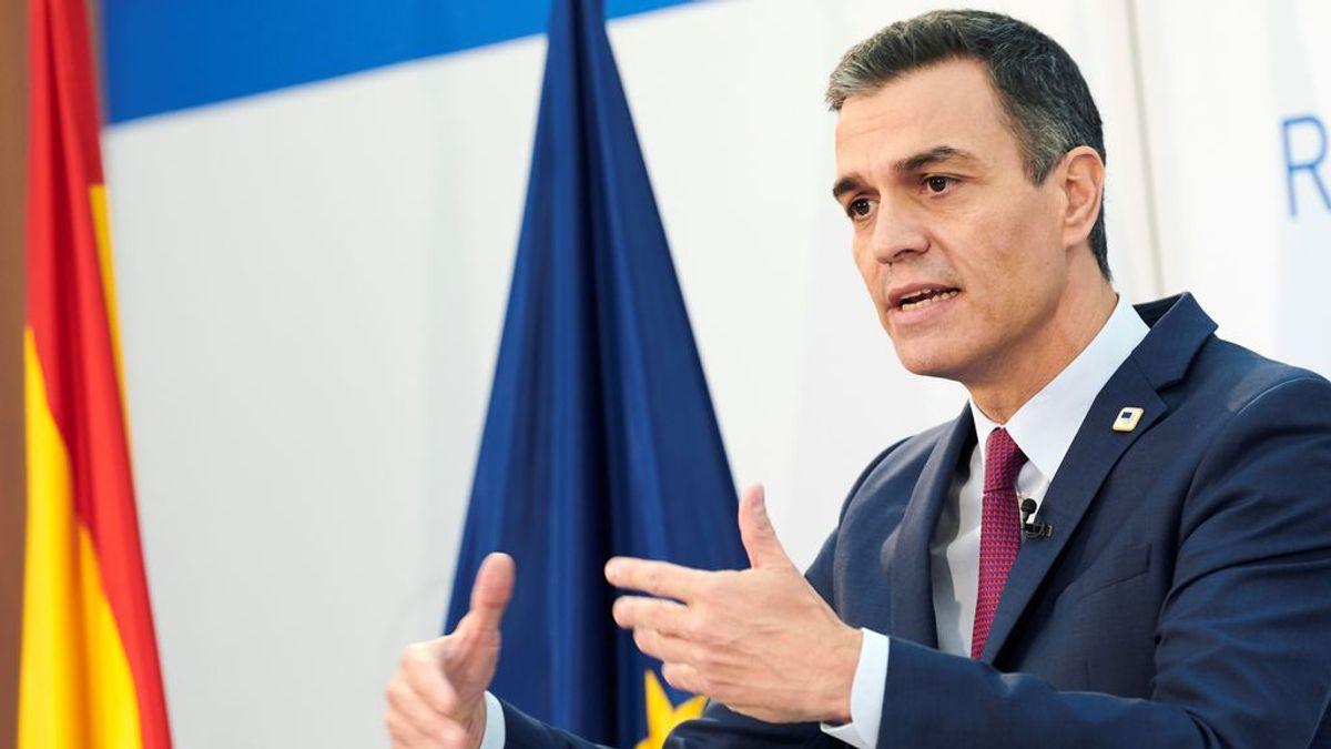 """Sánchez garantiza """"justicia social"""" ante la crisis por la pandemia en el Día Internacional para la Erradicación de la Pobreza"""