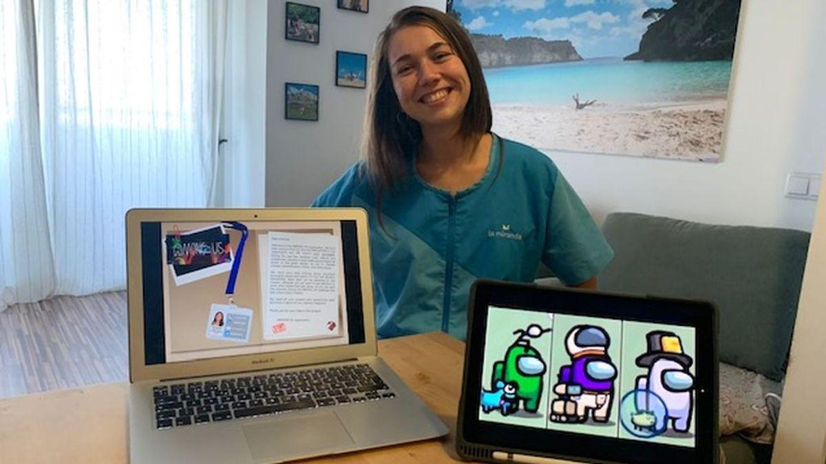 'Among Us' convertido en proyecto educativo, así enseña a los niños a descubrir a los impostores de la ciencia