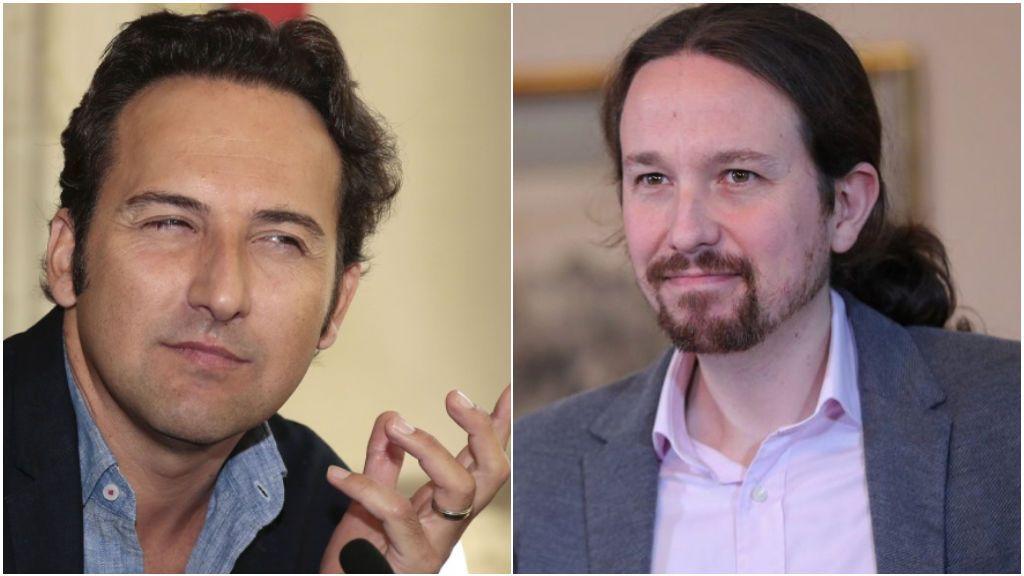Pablo Iglesias nombra a Iker Jiménez en un tuit y el presentador responde... ¡con pullita incluida!