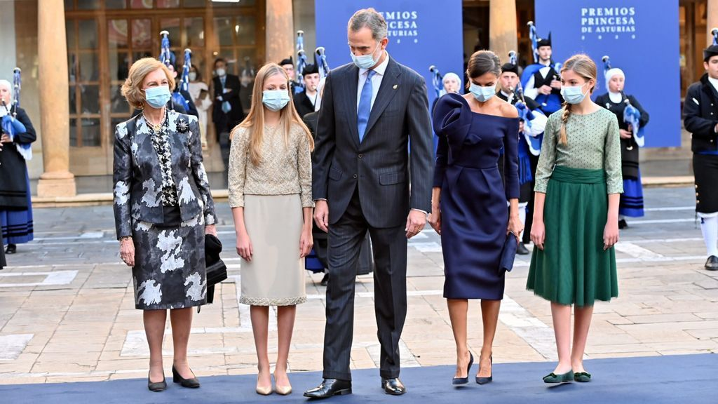 familia real asturias