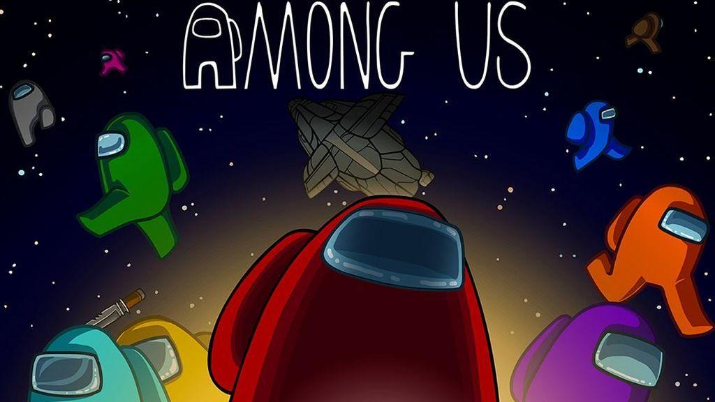 Imagen promocional del videojuego Among US