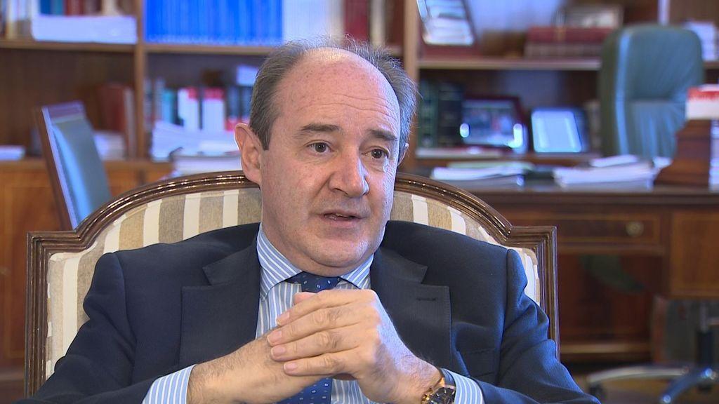 """El presidente de TSJM opina que la reforma CGPJ que plantea Gobierno es """"técnicamente contraria a Constitución"""""""