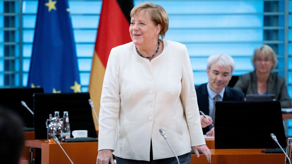 La lucha de Merkel por no perder el control de la pandemia en Alemania