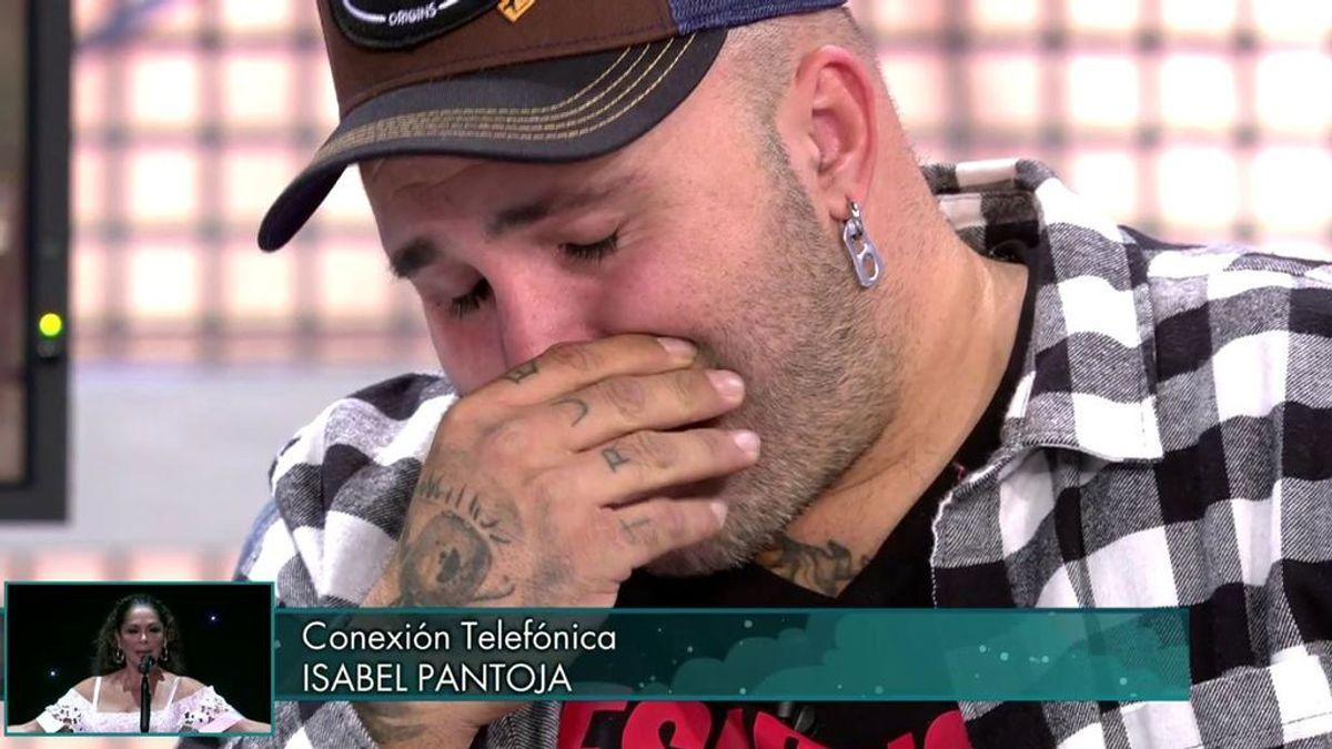 La desgarradora llamada de Isabel Pantoja a su hijo tras confesar que sufre depresión