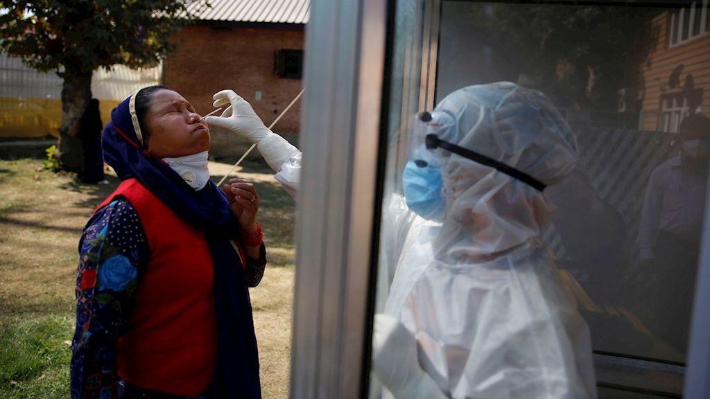 BORRADOR Los casos de coronavirus en todo el mundo superan los 40 millones