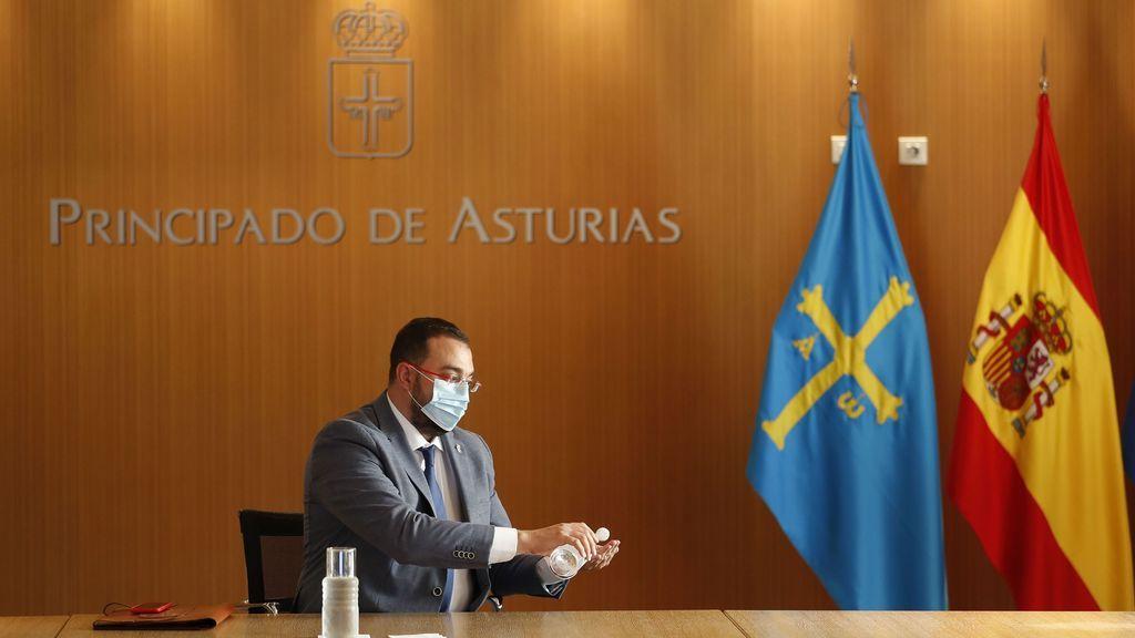 Asturias bate su récord de casos en un día y supera los 8.000 contagiados