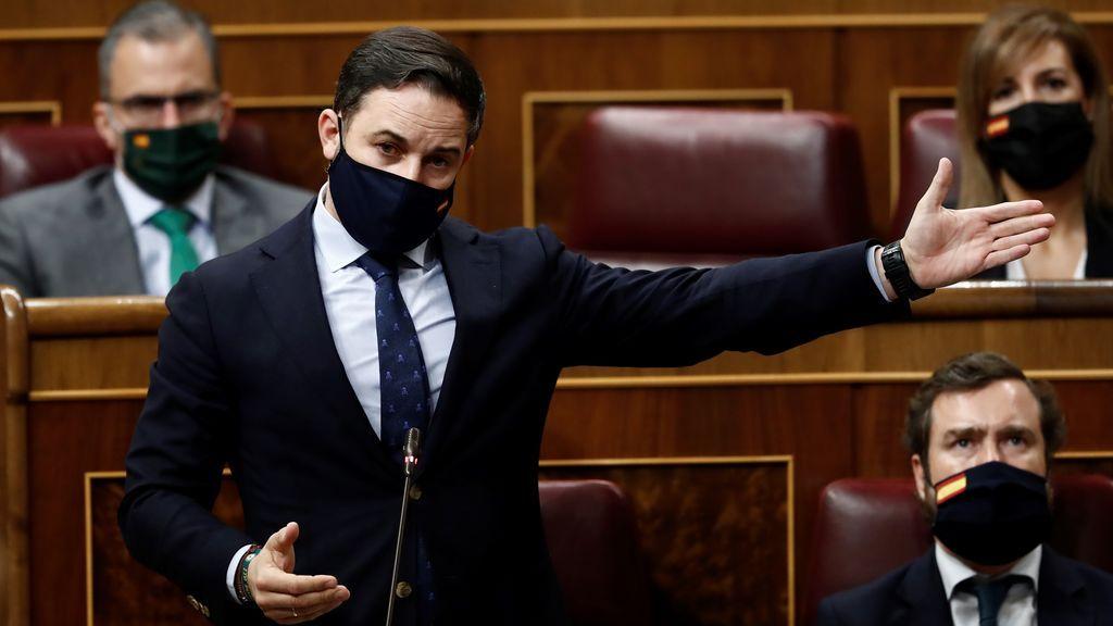"""Vox busca con su moción desbancar al PP como líder de la oposición: """"Si no quieren dar la batalla, no molesten"""""""