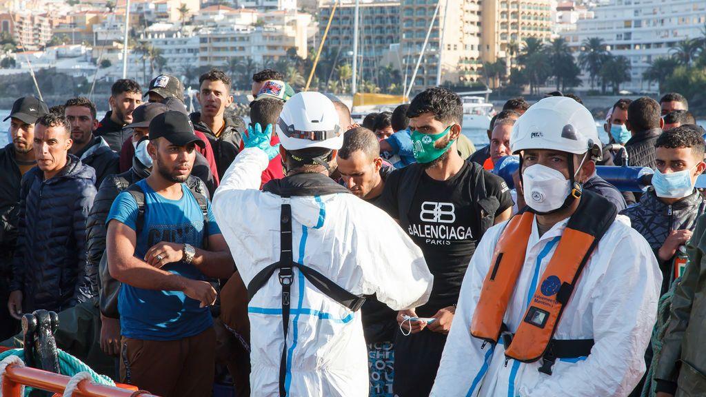"""Coalición Canaria acusa al Gobierno de convertir Canarias en una """"cárcel"""" para migrantes"""