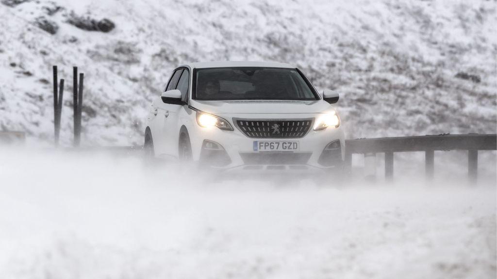 Cómo cuidar el motor de un coche en invierno