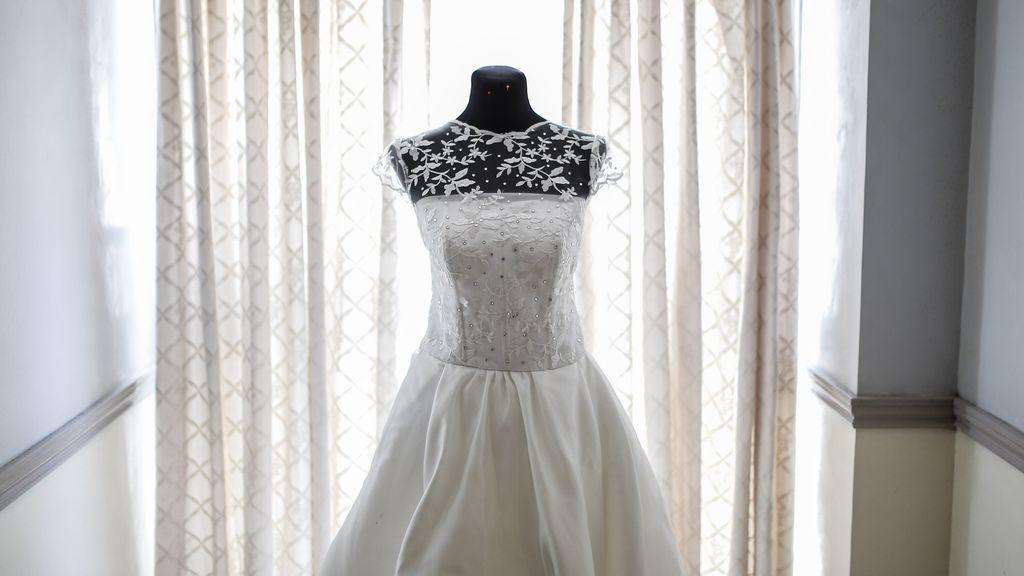 Bodas y covid: vestidos de novia sencillos y bonitos para celebraciones íntimas