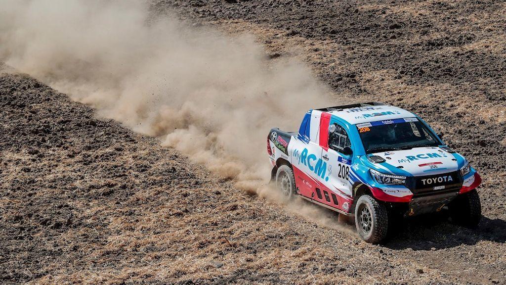 Muere el piloto navarro Iñaki Irigoyen durante un rally en Azpeitia, Guipúzcoa