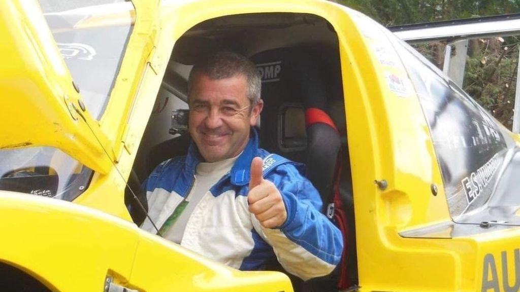Fallece Iñaki Irigoien, piloto y  campeón de Navarra en subidas de montaña, en un accidente en la Subida a Urraki
