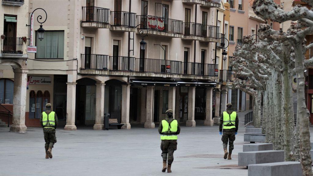 Castilla y León decreta medidas de confinamiento perimetral en Aranda de Duero