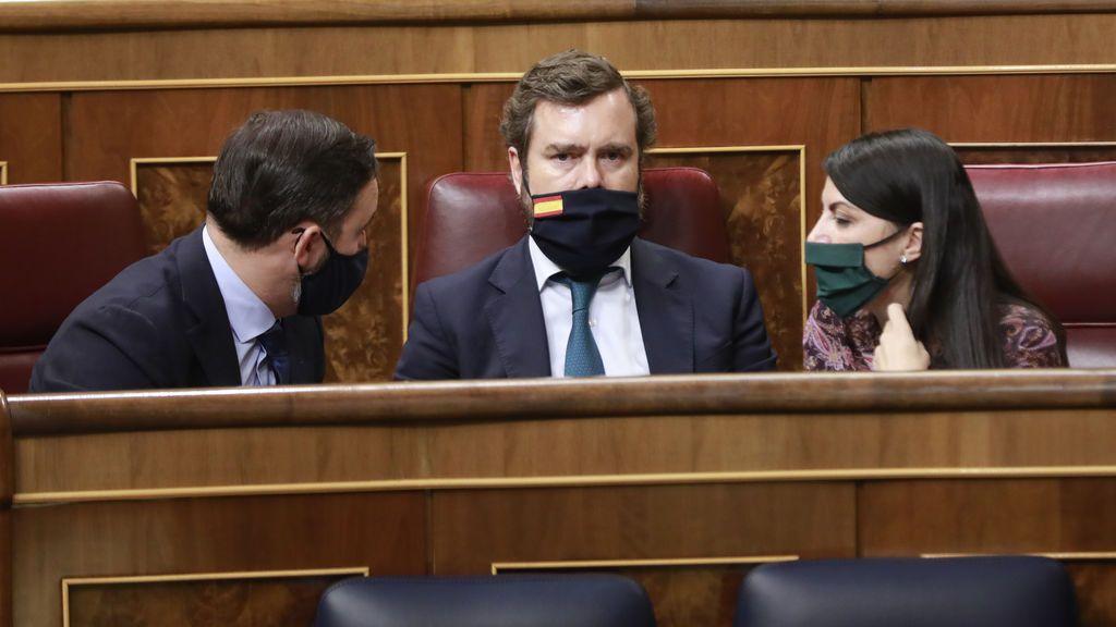 """Iván Espinosa de los Monteros (Vox): """""""
