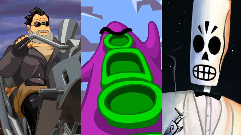 Grim Fandango, Day of the Tentacle y Full Throttle llegarán a Xbox Game Pass