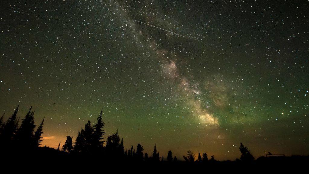 Pico de las oriónidas: queda muy poco para la 'explosión' de la lluvia de estrellas