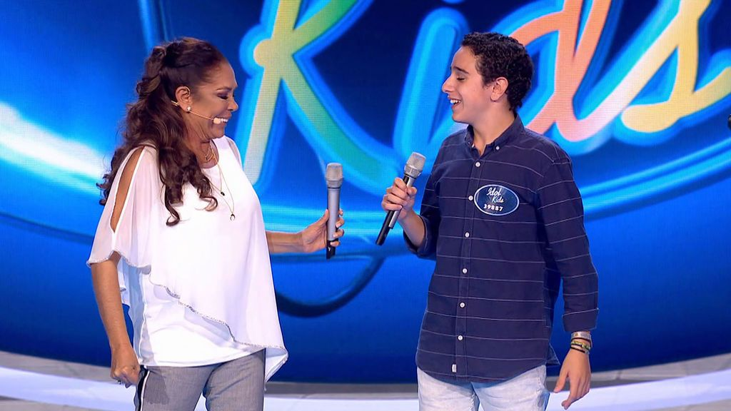 Últimos Tickets Dorados Idol Kids Temporada 1 Programa 7