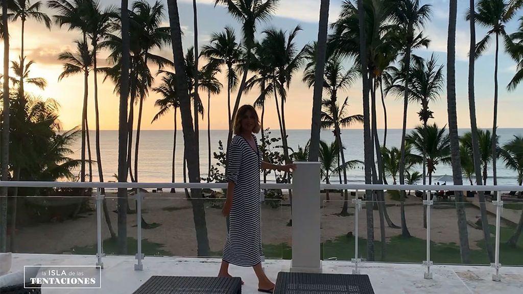 Sandra Barneda en República Dominicana