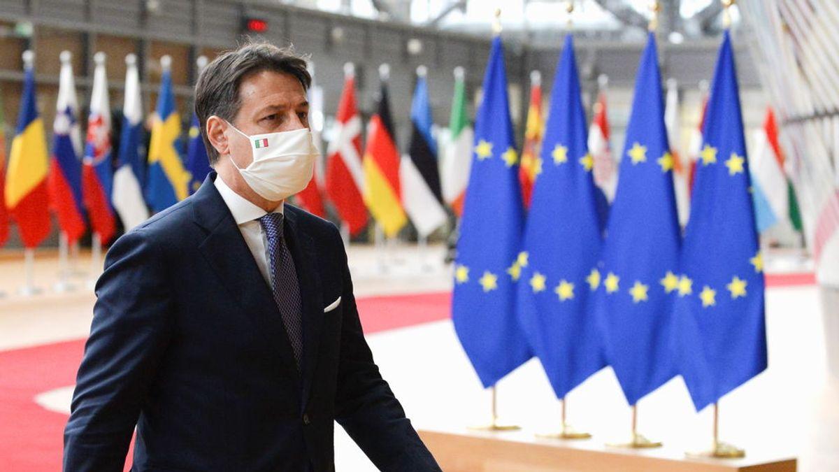 Italia pisa el freno y anuncia medidas muy suaves contra el virus