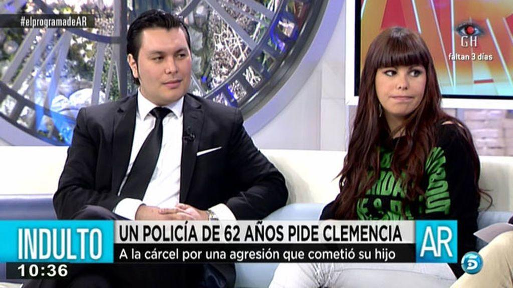 Jorge Albertini, en 'El programa de Ana Rosa'
