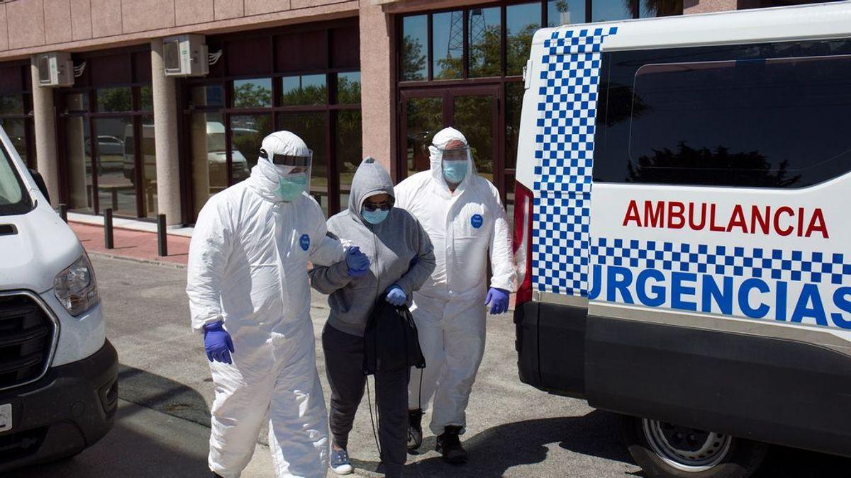 Sanidad registra 37.889 contagios, nuevo récord de fin de semana en toda la pandemia
