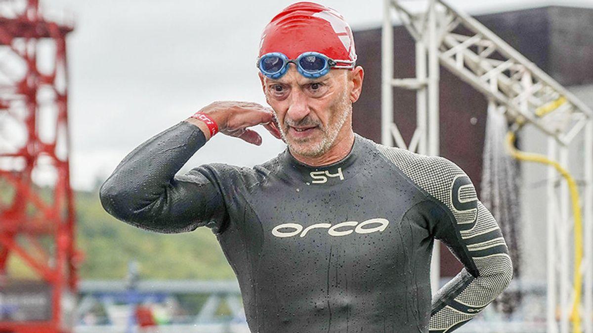 La épica de lo cotidiano: así es la vida nada más acabar medio Ironman a los 57 años
