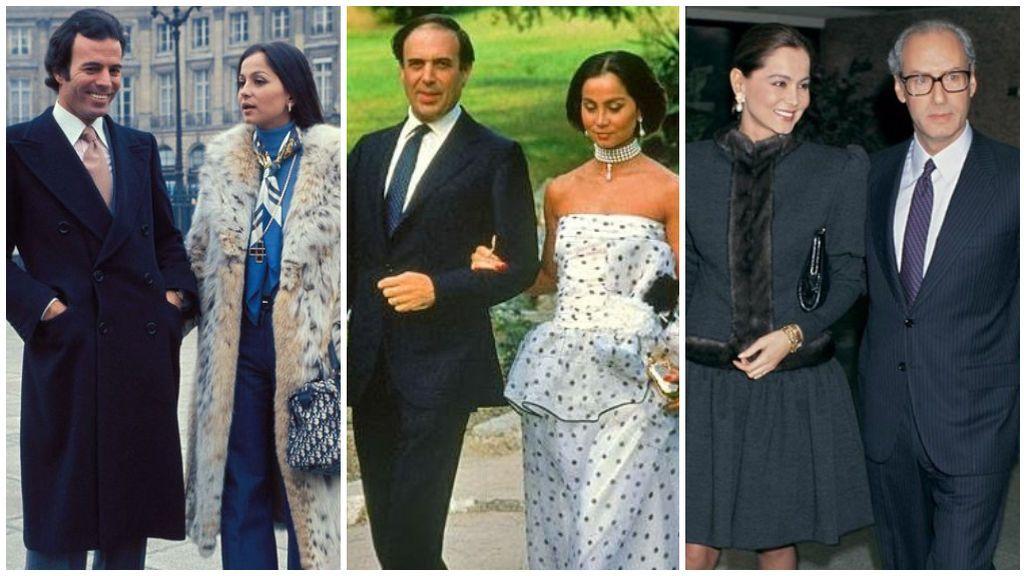 El lado más personal de Isabel Preysler: Así fueron los tres matrimonios de 'la reina de corazones'.