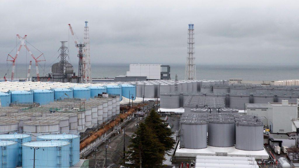 Japón liberará al mar agua radiactiva de la planta nuclear de Fukushima
