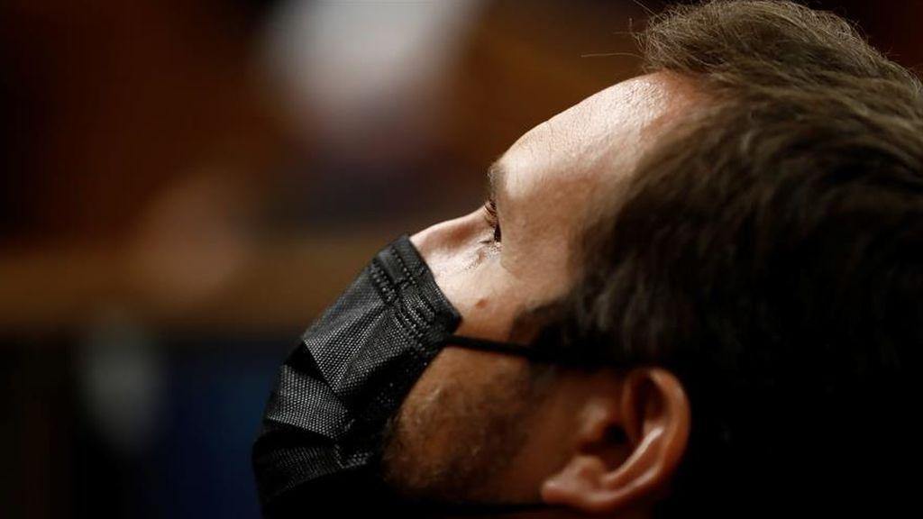 """Casado sobre la moción de censura de Vox: """"Este tema no me importa nada"""""""