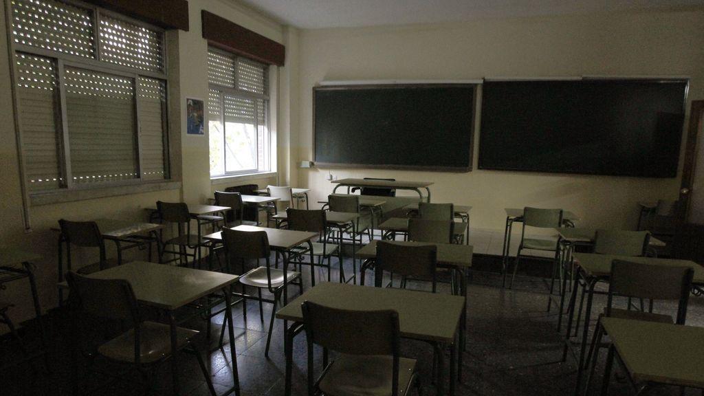 La ventilación de las aulas escolares en España, muy deficiente: solo se reúnen las condiciones una hora al día