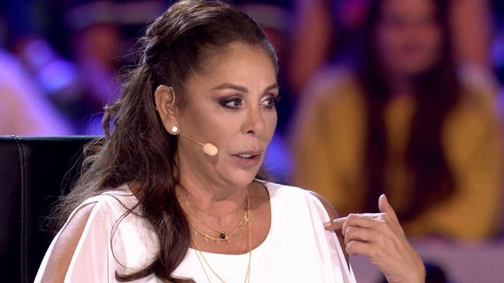 El parentesco de Isabel Pantoja con una concursante