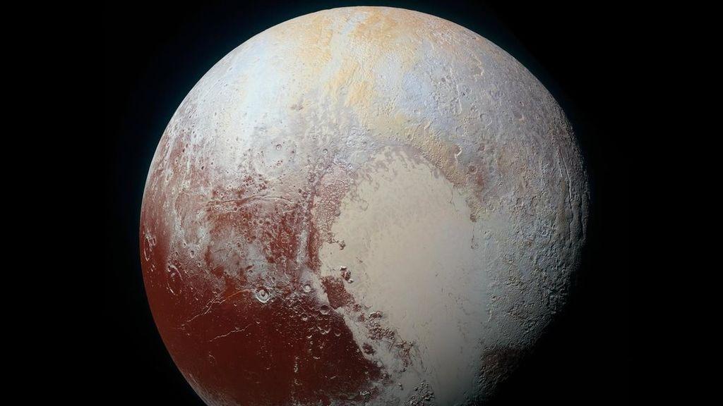 Hay nieve en las montañas de Plutón, pero es nieve de metano