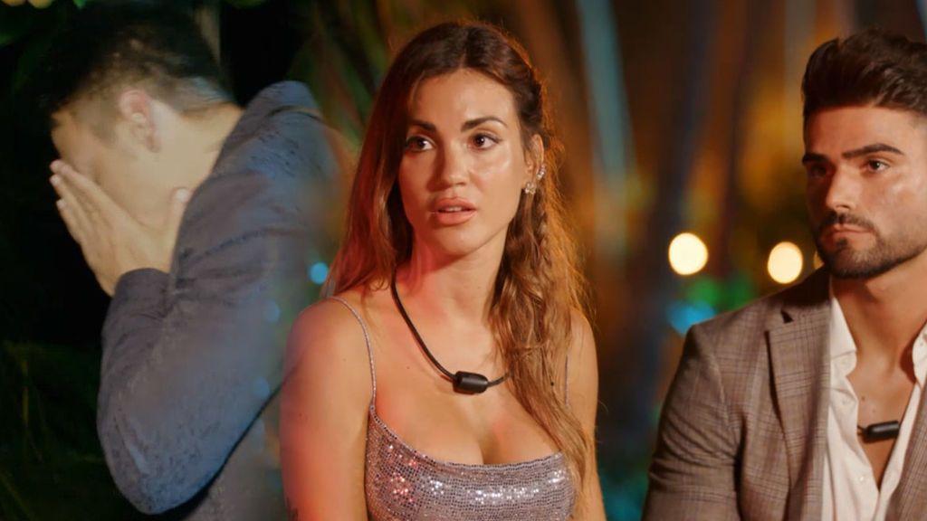 Melodie deja a Cristian, que iba a pedirle matrimonio, y se da una oportunidad con Beltrán
