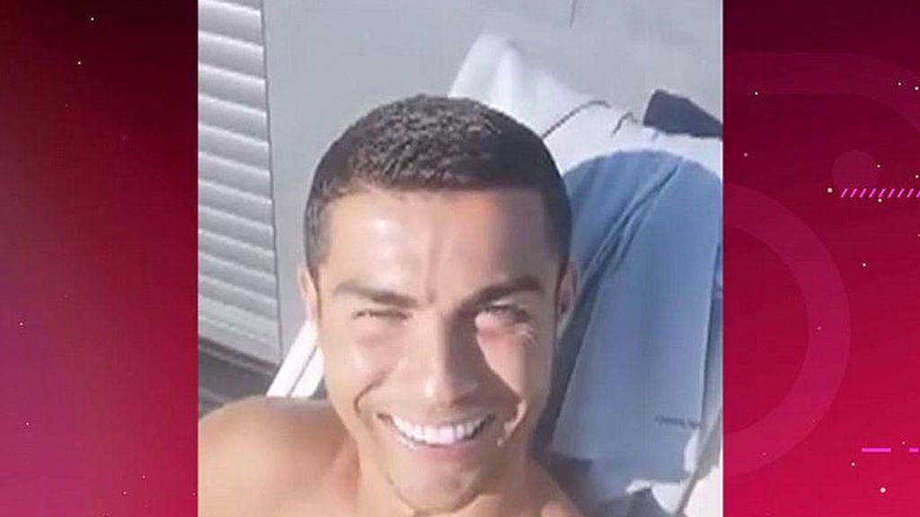 Cristiano Ronaldo estalla