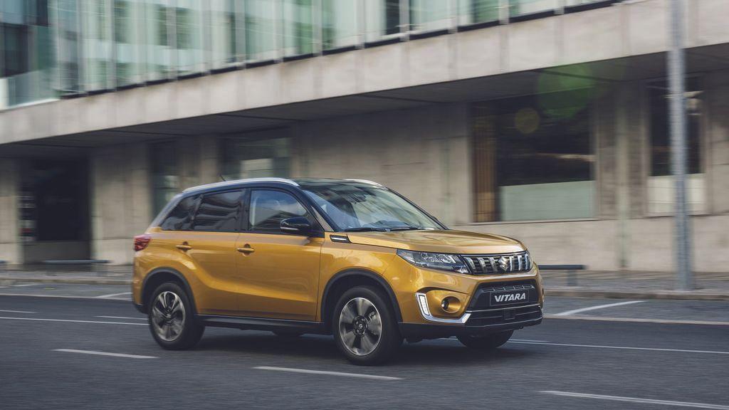 Suzuki rebaja 1.000 € la financiación de su todocamino Vitara híbrido con etiqueta Eco