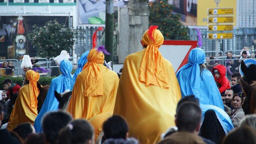 La Cabalgata Estatica De Reyes Magos En Vigo Uppers Pasos a seguir para que te traigan. la cabalgata estatica de reyes magos en