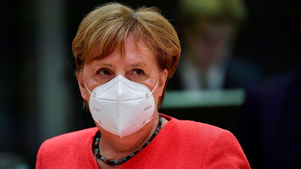 El bot de la canciller Angela Merkel para estar informado sobre el coronavirus en Alemania