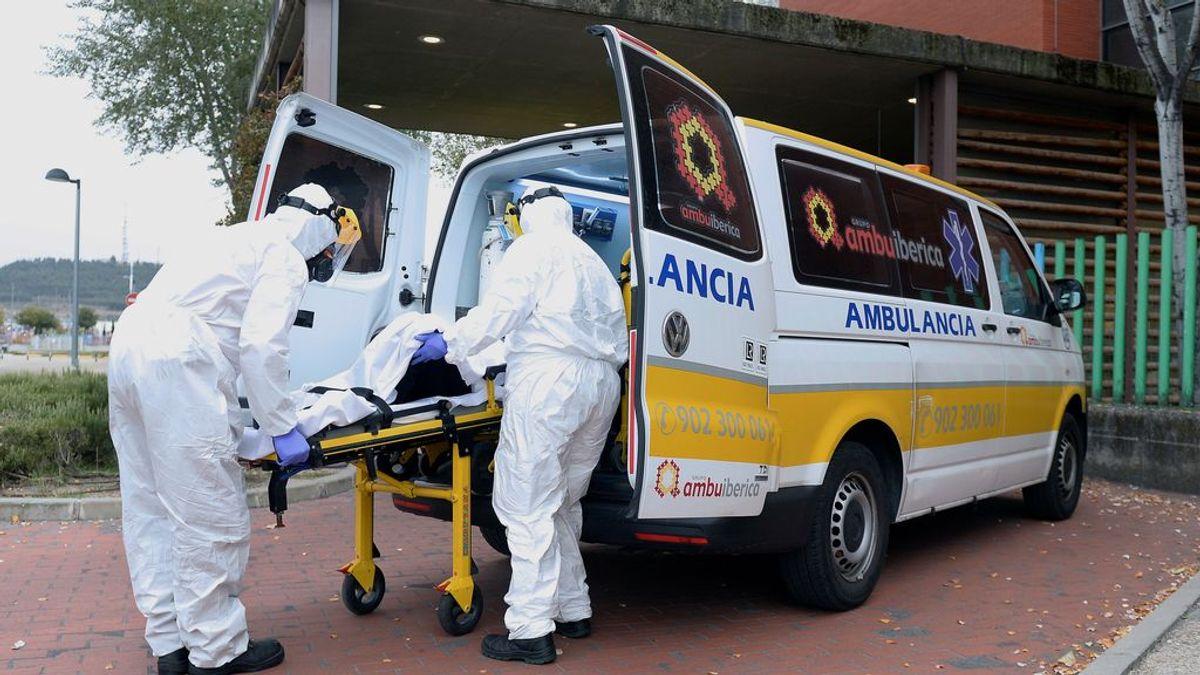 Incidencia récord en España con 322,94 casos por 100.000 habitantes: Sanidad suma 13.873 contagios más
