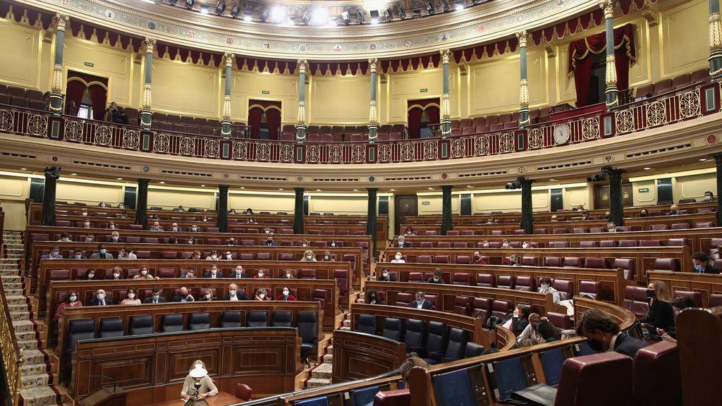 El Congreso rectifica en menos de 24 horas: no habrá subida de sueldo para los diputados en 2021
