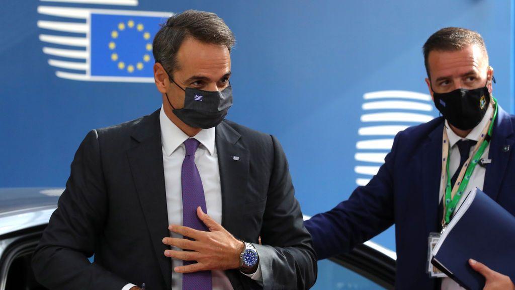 """Grecia pide a España, Italia y Alemania que cesen la venta de armas a Turquía por sus """"provocaciones"""" en el Mediterráneo"""