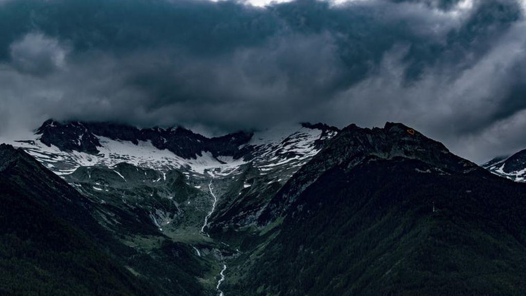La lluvia moldea los picos y valles de las montañas, descubre un estudio