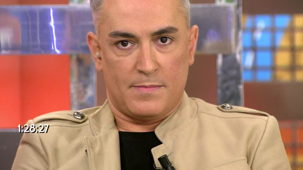 "Kiko Hernández brota contra Carmen Borrego:  ""¡Qué hartura! ¡Qué mentirosa eres, tía! ¡Qué asco!"""