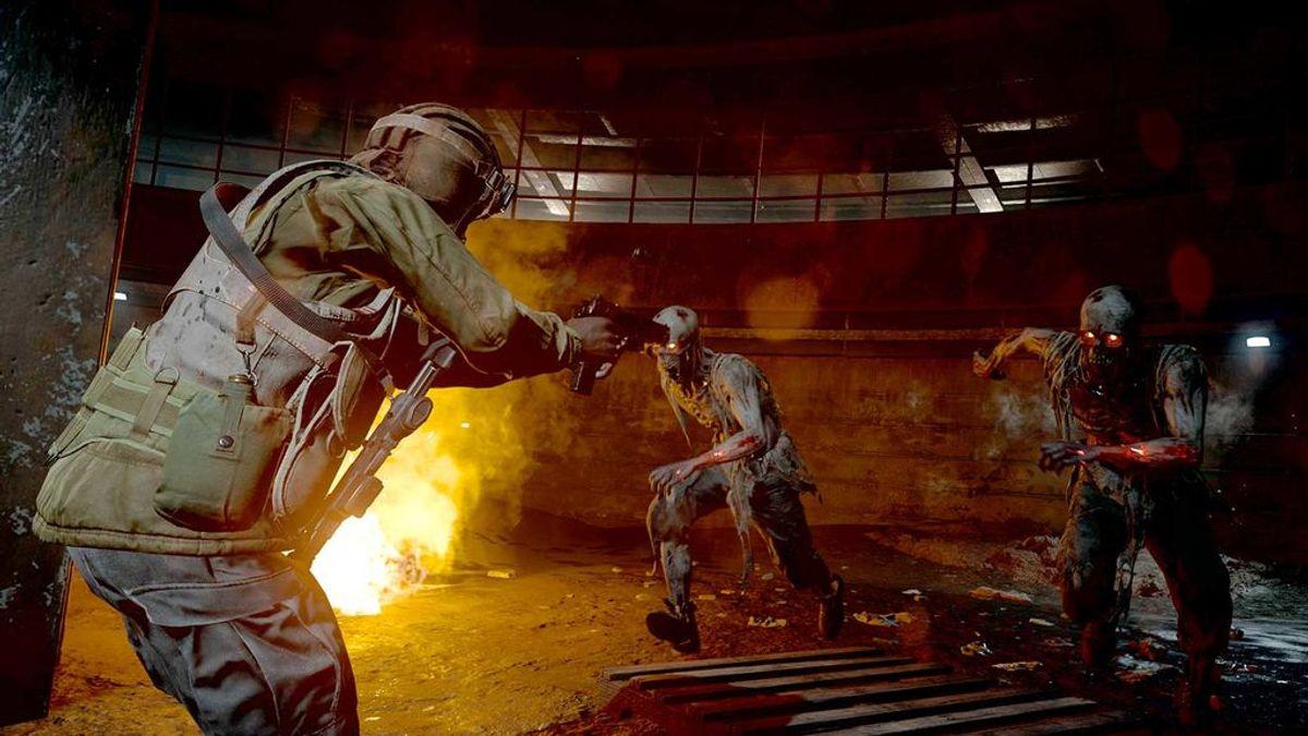 CoD: Modern Warfare y Warzone - The Haunting of Verdansk y Zombie Royale