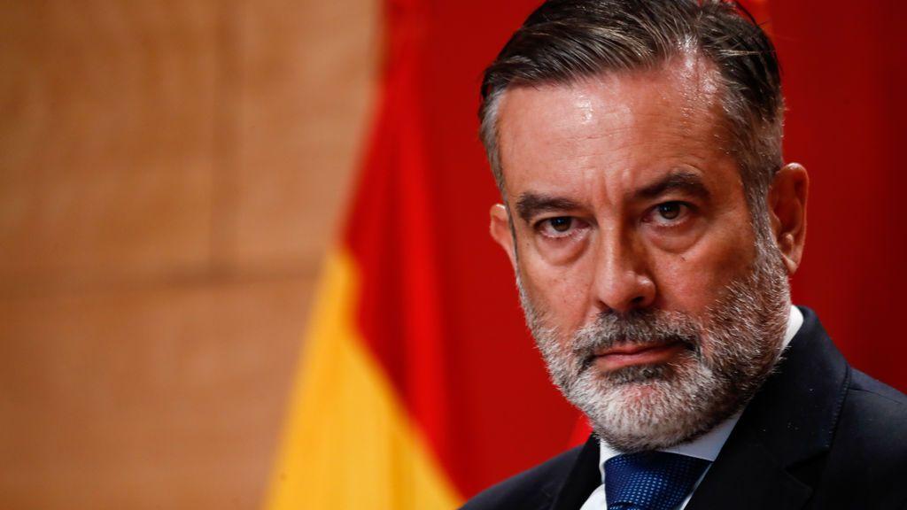 """Enrique López, consejero de Interior de Madrid: """""""