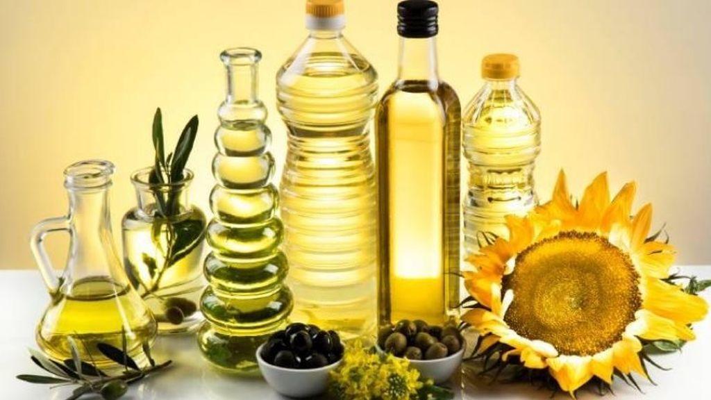 Diferencias entre el aceite de oliva y el aciete de girasol