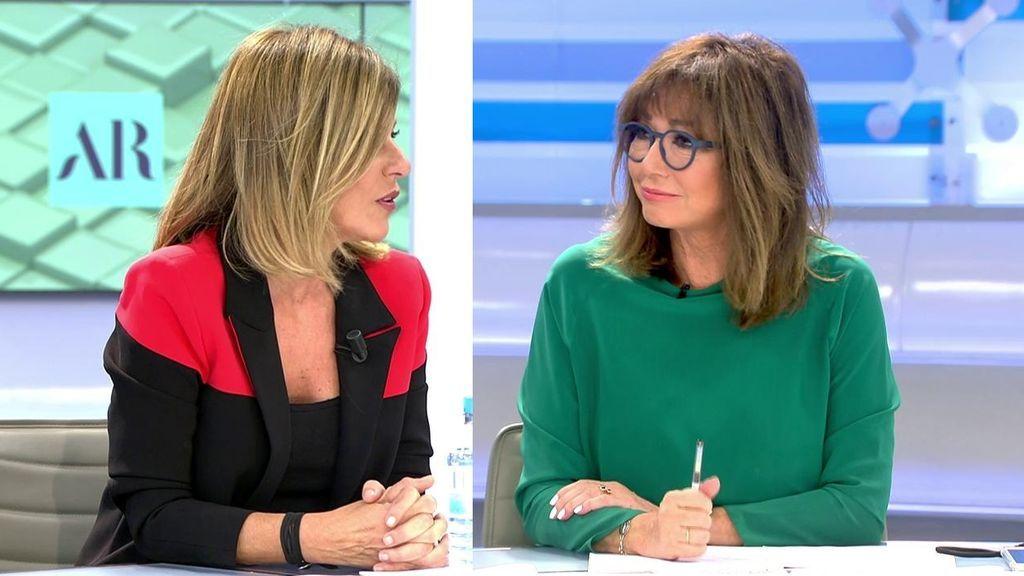 Ana Rosa y Esther Palomera debaten sobre abstenerse en las elecciones