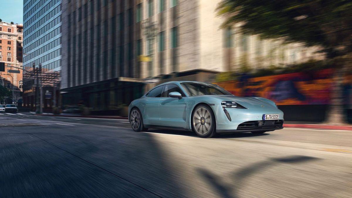 Porsche Taycan: la apuesta de la firma por lo eléctrico, sostenible y ecológico